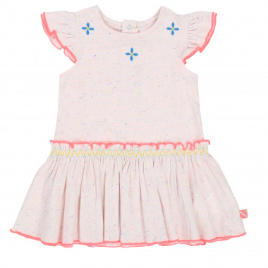 Embroidered ruffled dress BILLIEBLUSH for GIRL