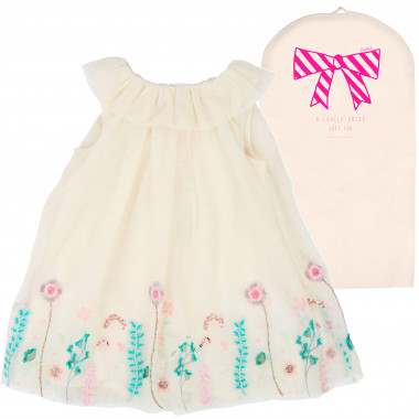 Embroidered ceremony dress BILLIEBLUSH for GIRL
