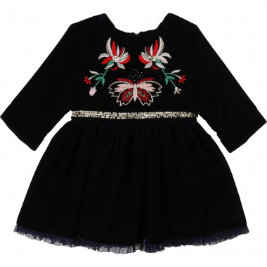 Statement embroidered dress BILLIEBLUSH for GIRL