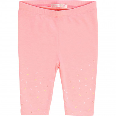 Confetti-print leggings BILLIEBLUSH for GIRL