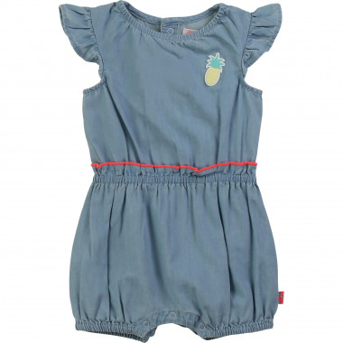 Lightweight denim romper BILLIEBLUSH for GIRL