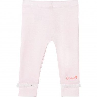 Jersey leggings with frill BILLIEBLUSH for GIRL