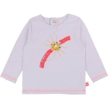 Rainbow cotton T-shirt BILLIEBLUSH for GIRL