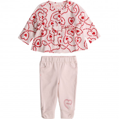 Tunic and bottoms set BILLIEBLUSH for GIRL