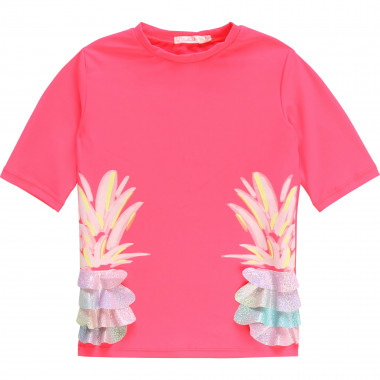 Jersey anti-UV T-shirt BILLIEBLUSH for GIRL