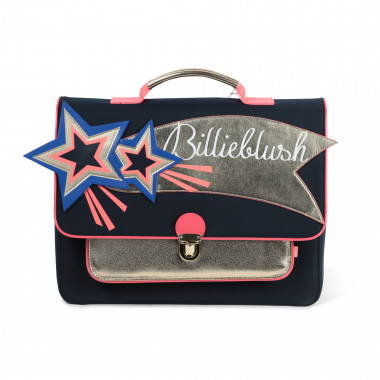 Schoolbag with sparkly design BILLIEBLUSH for GIRL