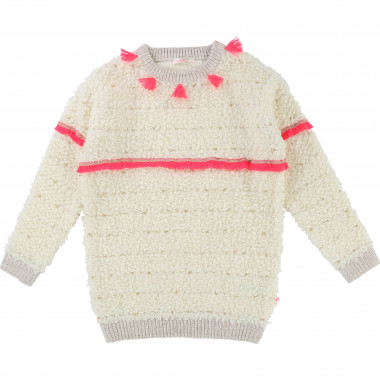 Fancy knit dress BILLIEBLUSH for GIRL