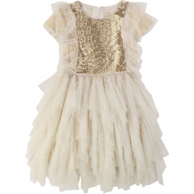 Frilled formal dress BILLIEBLUSH for GIRL