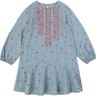 Low-waist chambray dress BILLIEBLUSH for GIRL