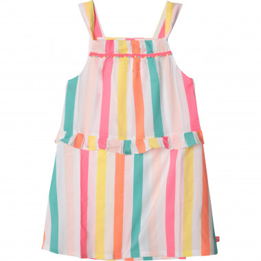 Striped strappy dress BILLIEBLUSH for GIRL