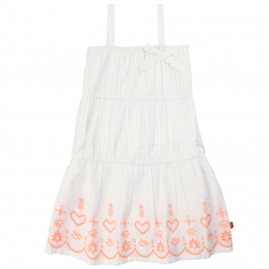 Cotton dress BILLIEBLUSH for GIRL