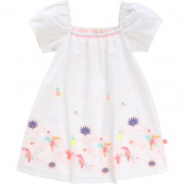Embroidered dress BILLIEBLUSH for GIRL