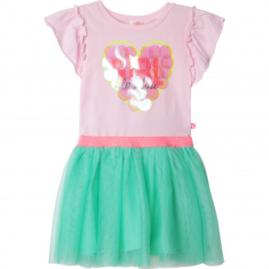 Short-sleeved dress BILLIEBLUSH for GIRL