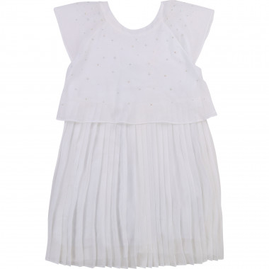 Party dress with rhinestones BILLIEBLUSH for GIRL