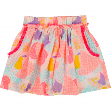 Printed skirt with 2 pockets BILLIEBLUSH for GIRL