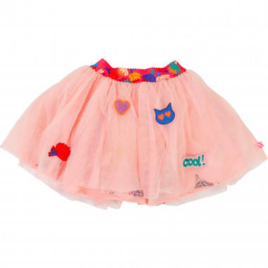 Tulle petticoat with patches BILLIEBLUSH for GIRL
