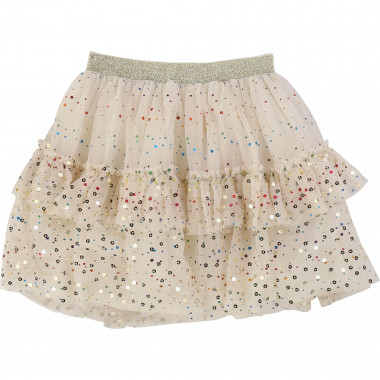 Metallic tulle petticoat BILLIEBLUSH for GIRL