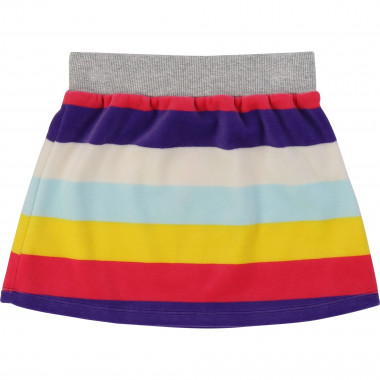 Striped velvet skirt BILLIEBLUSH for GIRL