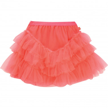 Ruffled tulle skirt BILLIEBLUSH for GIRL