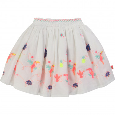 Embroidered skirt BILLIEBLUSH for GIRL