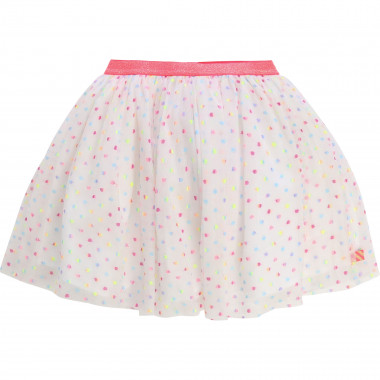 Dotted tulle skirt + barrette BILLIEBLUSH for GIRL