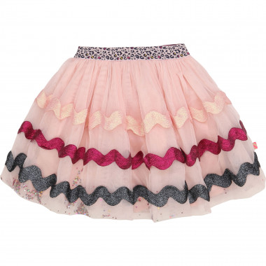 Tulle skirt with ribbons BILLIEBLUSH for GIRL