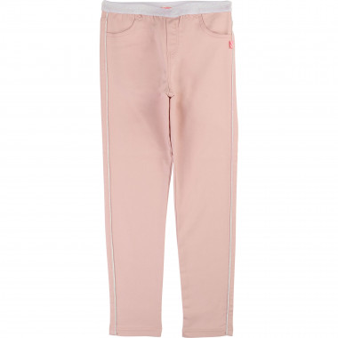 Plain metallic jeggings BILLIEBLUSH for GIRL