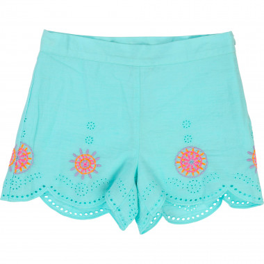 Embroidered shorts BILLIEBLUSH for GIRL