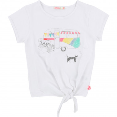 T-SHIRT BILLIEBLUSH for GIRL