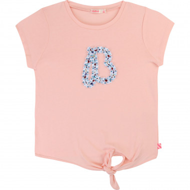 T-shirt tied at the waist BILLIEBLUSH for GIRL