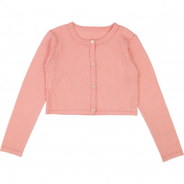 Knit cardigan BILLIEBLUSH for GIRL