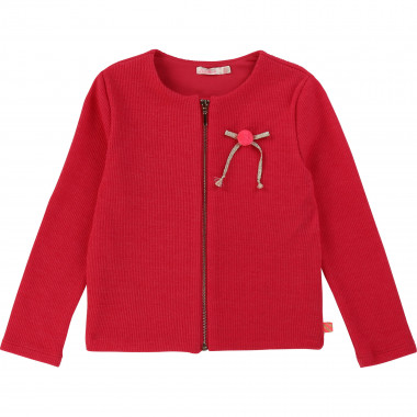 Novelty cardigan with pompom BILLIEBLUSH for GIRL