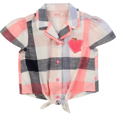 Checked shirt  for