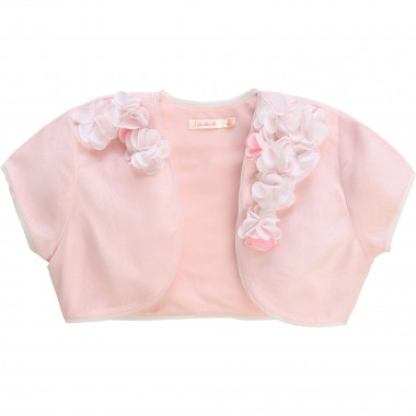 Organza bolero BILLIEBLUSH for GIRL