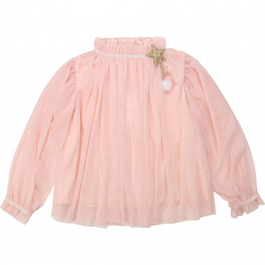 Tulle party blouse BILLIEBLUSH for GIRL