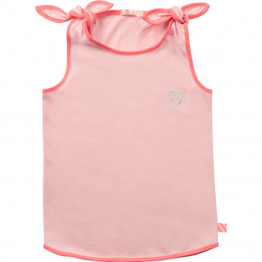 Vest top with bows BILLIEBLUSH for GIRL