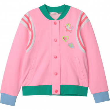 Fleece cardigan BILLIEBLUSH for GIRL