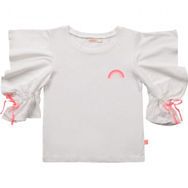 Cotton and modal T-shirt BILLIEBLUSH for GIRL