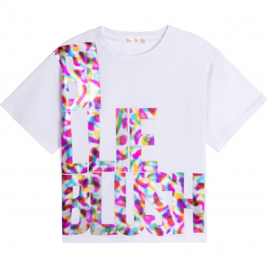 Loose-fit cotton T-shirt BILLIEBLUSH for GIRL