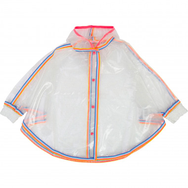 Sequined waterproof raincoat BILLIEBLUSH for GIRL