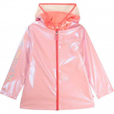 Hooded raincoat BILLIEBLUSH for GIRL
