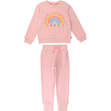 Fleece jogging set BILLIEBLUSH for GIRL