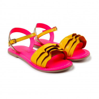Leather sandals BILLIEBLUSH for GIRL