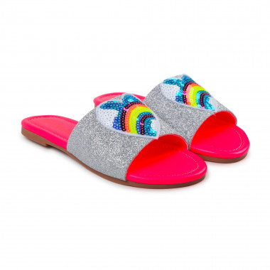 Sequined mules BILLIEBLUSH for GIRL