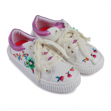 Embroidered trainers BILLIEBLUSH for GIRL