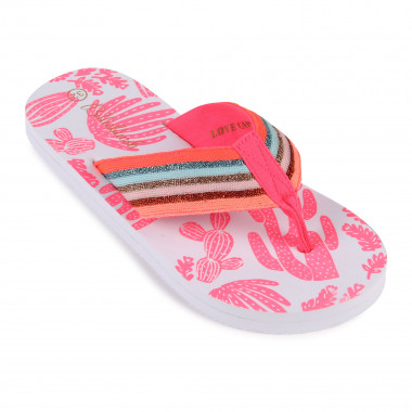Flip-flops with stripes BILLIEBLUSH for GIRL