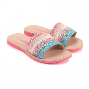 Glitter sandals BILLIEBLUSH for GIRL