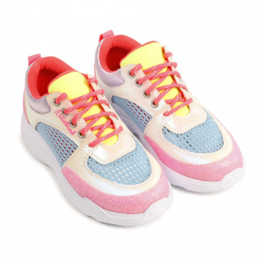 Multicoloured low-top trainers BILLIEBLUSH for GIRL