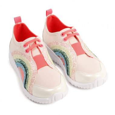 Rainbow trainers BILLIEBLUSH for GIRL
