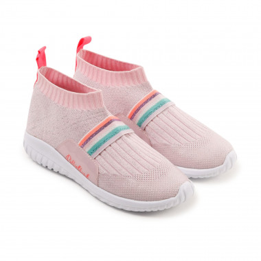 Elasticated tricot trainers BILLIEBLUSH for GIRL